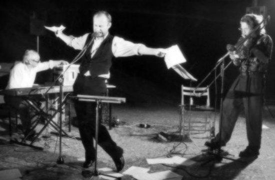 Gottfried Benn - SCHÖNER ABEND - premiere
